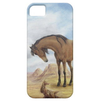 Lone Mustang iPhone 5 Case iPhone 5 Case