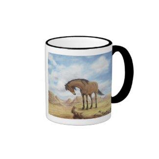 Lone Mustang Mug