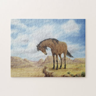 Lone Mustang Puzzle