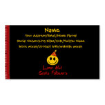 Lone Nut Seeks Followers Double-Sided Standard Business Cards (Pack Of 100)