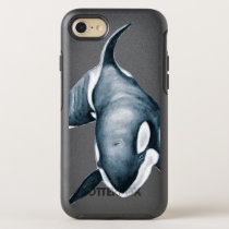 Lone Orca OtterBox Symmetry iPhone 8/7 Case