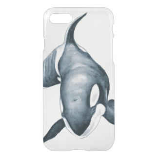 Lone Orca Whale iPhone 8/7 Case