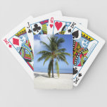 Lone Palm Bicycle Poker Deck