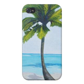 Lone Palm iPhone 4 Case