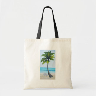 Lone Palm Tote Bag