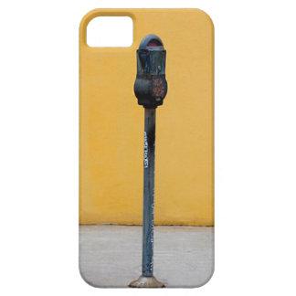 Lone Parking Meter iPhone 5 Case