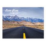 Lone Pine California Post Card