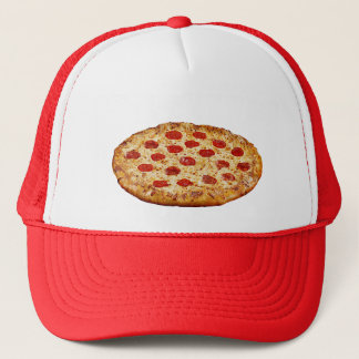 Lone Pizza - multi products Trucker Hat