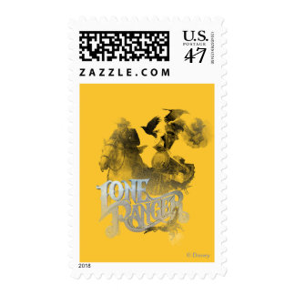 Lone Ranger 1 Postage Stamp