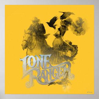 Lone Ranger 1 Poster