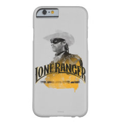 Lone Ranger 2 iPhone 6 Case