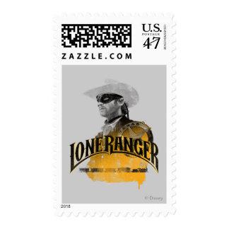 Lone Ranger 2 Postage Stamp