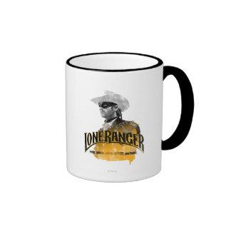 Lone Ranger 2 Ringer Mug