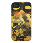 Lone Ranger 3 iPhone 4 Cover