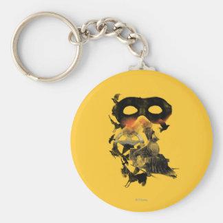 Lone Ranger 3 Keychain