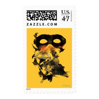 Lone Ranger 3 Stamp