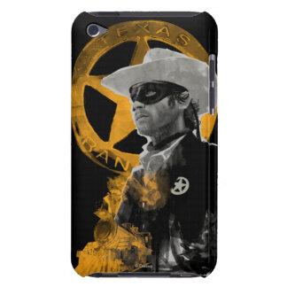 Lone Ranger 4 iPod Case-Mate Case