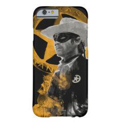 Lone Ranger  4 iPhone 6 Case