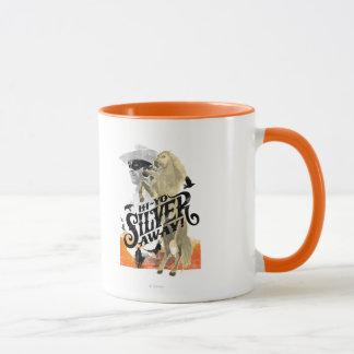 Lone Ranger and Silver - Hi - Yo Silver! Away! Mug