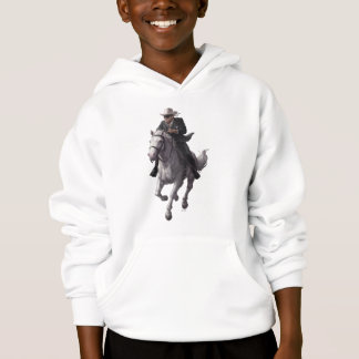 Lone Ranger and Silver Hoodie