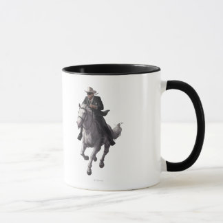 Lone Ranger and Silver Mug