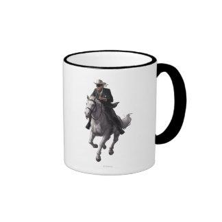 Lone Ranger and Silver Ringer Mug