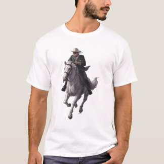 Lone Ranger and Silver T-Shirt