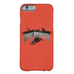 Lone Ranger - Crows and Badge 2 iPhone 6 Case