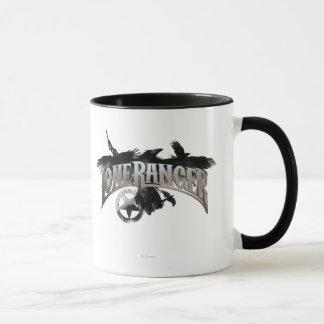 Lone Ranger - Crows and Badge 2 Mug