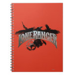 Lone Ranger - Crows and Badge 2 Note Book