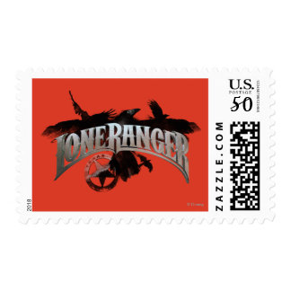 Lone Ranger - Crows and Badge 2 Postage