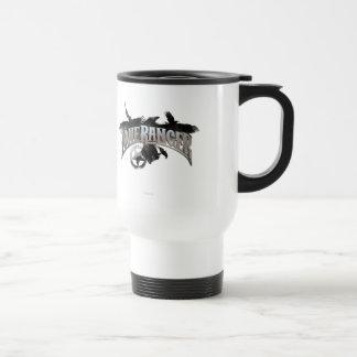 Lone Ranger - Crows and Badge 2 Travel Mug