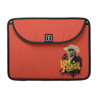 Lone Ranger - Defender of Justice! 2 MacBook Pro Sleeve