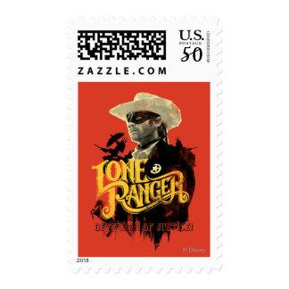 Lone Ranger - Defender of Justice! 2 Postage