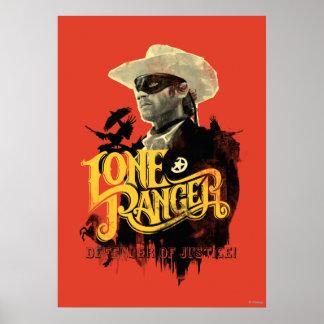Lone Ranger - Defender of Justice! 2 Poster