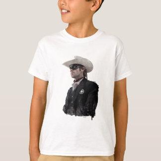 Lone Ranger John Reid - Color T-Shirt