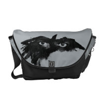 Lone Ranger Mask 2 Messenger Bag at Zazzle
