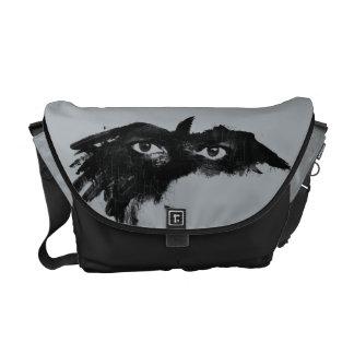 Lone Ranger Mask 2 Messenger Bag