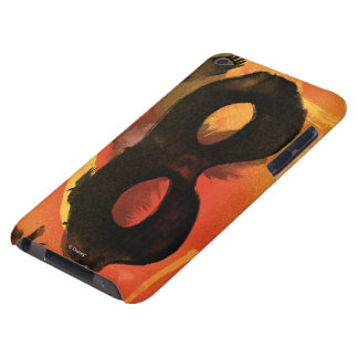 Lone Ranger Mask with Crow 2 iPod Touch Cover
