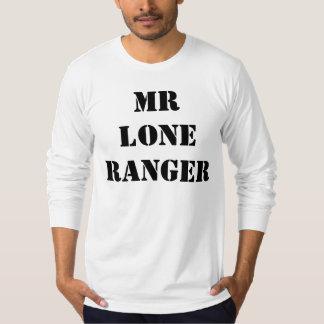 Lone Ranger Men's American Apparel Fine Jersey Lon T-Shirt