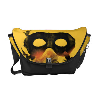 Lone Ranger Train and Mask Courier Bag