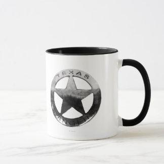 Lone Ranger's Badge Mug
