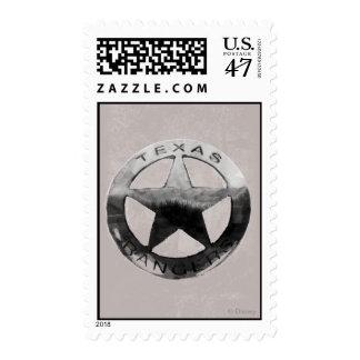 Lone Ranger's Badge Postage
