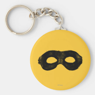 Lone Ranger's Mask 2 Keychain