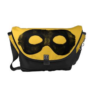 Lone Ranger's Mask 2 Messenger Bag