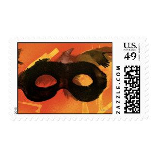 Lone Ranger's Mask 2 Stamp