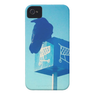 Lone Raven Walmart cart sign Case-Mate iPhone 4 Case