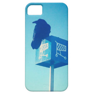 Lone Raven Walmart cart sign iPhone SE/5/5s Case
