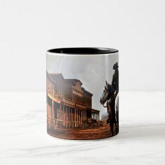 Lone Rider Coffee Mug