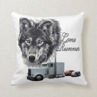 Lone Runner Pillow
